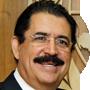 El expresidente de Honduras, Manuel Zelaya