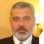Ismaíl Haniyé, líder del movimiento Hamás