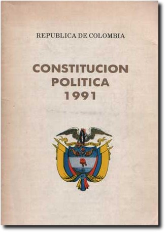 Constitución de la República de Colombia