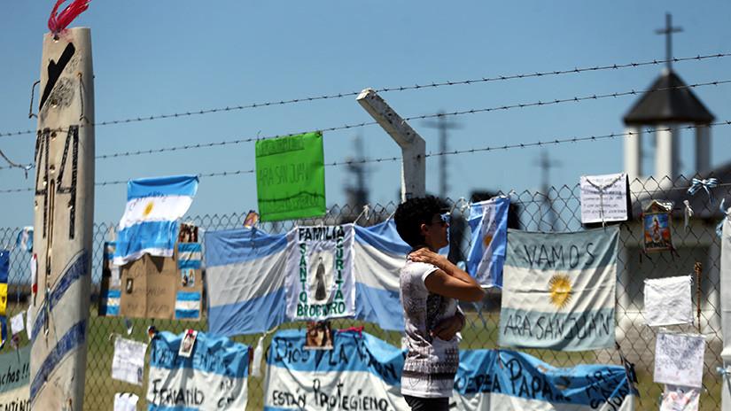 Ara San Juan, el ahora olvidado submarino Argentino desaparecido con 44 tripulantes a bordo - Página 4 5a33b19fe9180fcf268b4567