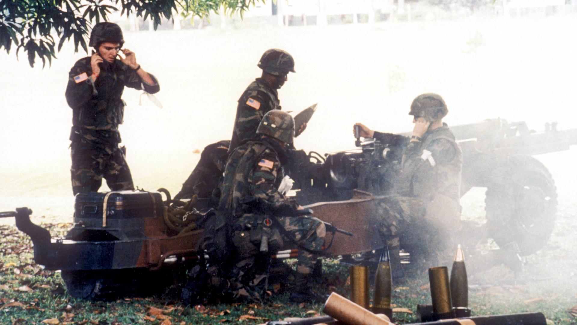 Recuerdan a los caídos del 20 de diciembre de 1989