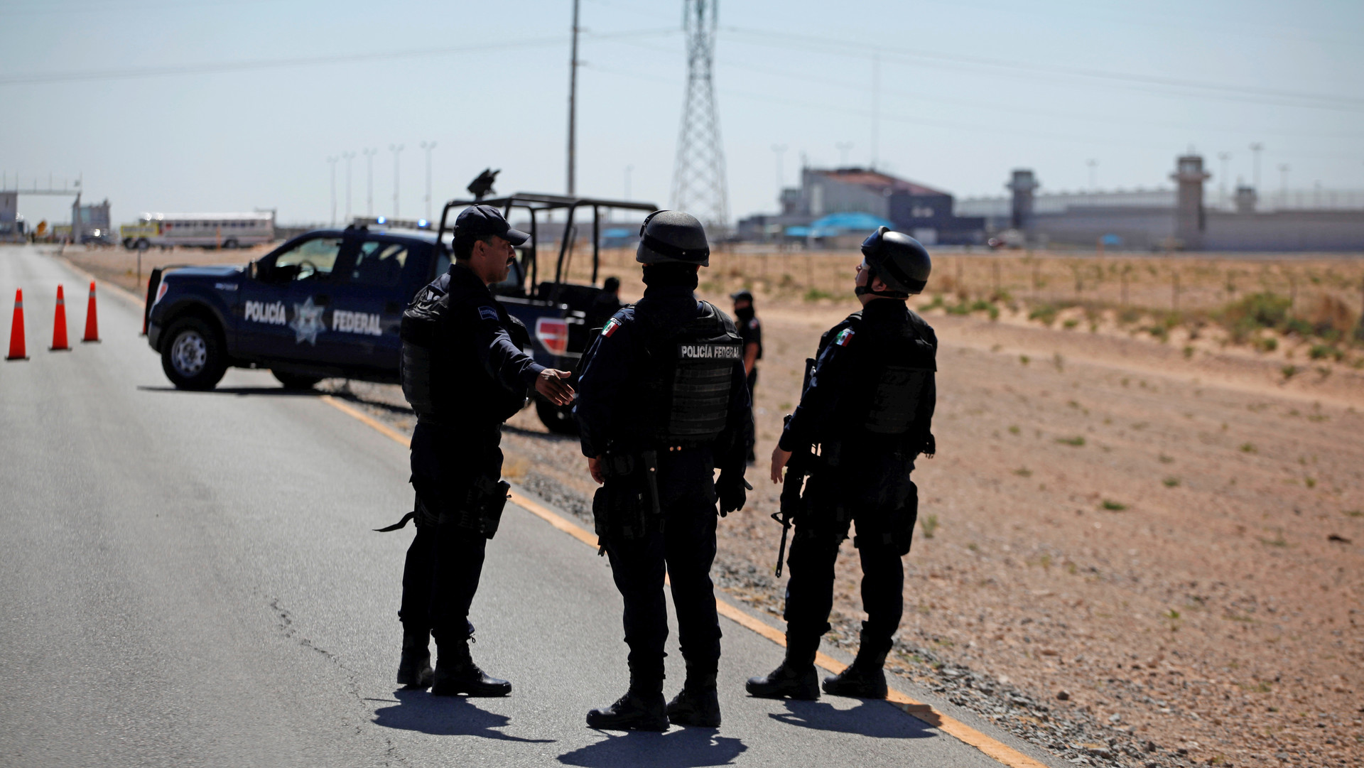 Las claves de las elecciones en México : Narcotráfico y crimen organizado