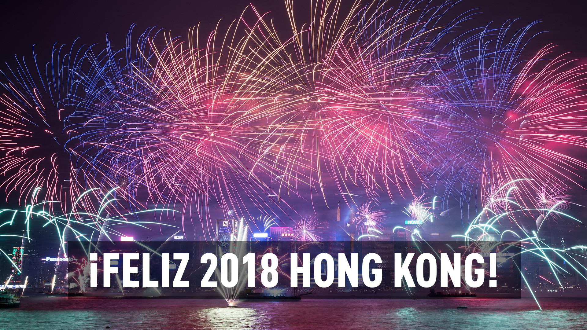 El planeta saluda al 2018: Siga la estela de la celebración - RT