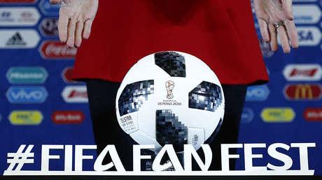 Balón oficial para el Mundial 2018™.