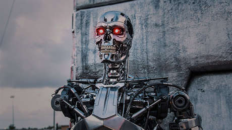 "Fotorama de la película ""Terminator Genisis""."