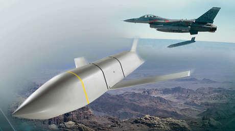 Un misil JASSM-ER