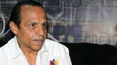 César 'Nanú' Díaz conversa con RT en Carrizal, Miranda, Venezuela, 5 de diciembre de 2017.