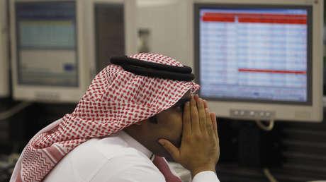 Banco de Inversiones Saudí (SAIB), Riad, Arabia Saudita, 9 de agosto de 2011.