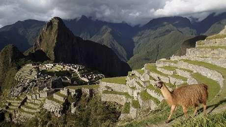 Santuario histórico de Machu Picchu, Perú.