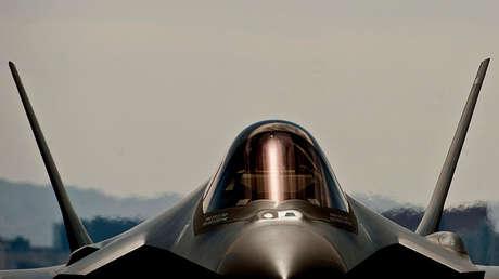 Caza furtivo de quinta generación F-35.