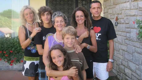 La familia italiana Marsili
