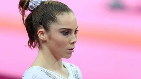 McKayla Maroney, durante los Juegos Olímpicos de Londres 2012.