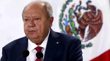 Carlos Romero Deschamps, actual dirigente del Sindicato de Trabajadores Petroleros de la República Mexicana (STPRM).
