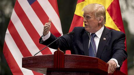 Trump critica a China por venta de petróleo a Corea del Norte