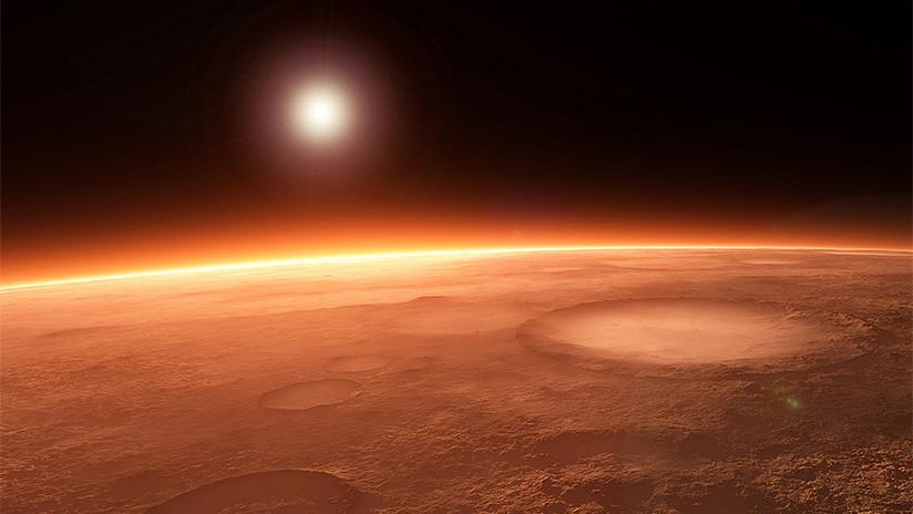 México se 'camuflará' de Marte para entrenar astronautas