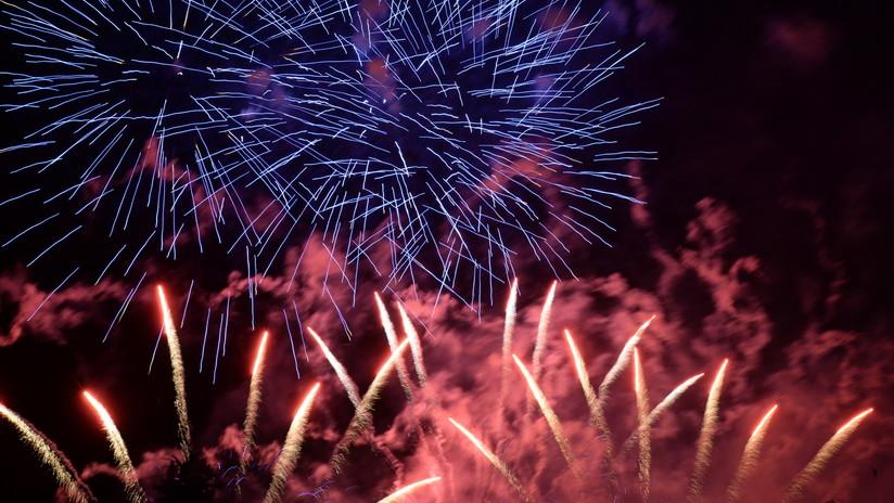 Fallido espectáculo de fuegos artificiales por Año Nuevo provoca caos en Australia (FOTOS, VIDEOS)
