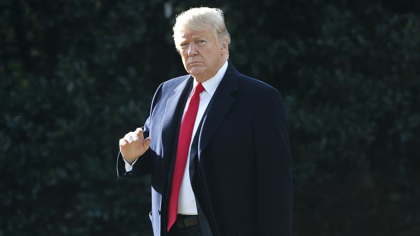 """Trump promete cortar el """"tonto"""" financiamiento de EE.UU. a Pakistán para la lucha antiterrorista"""