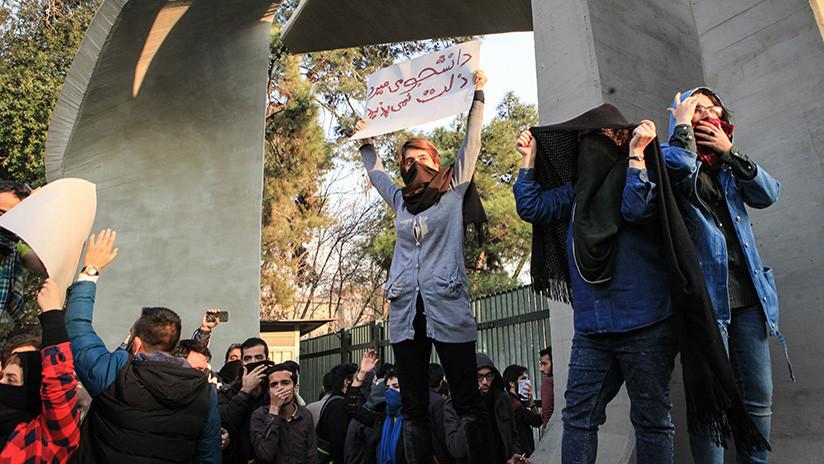 ¿Qué consecuencias podrían tener las protestas antigubernamentales en Irán?