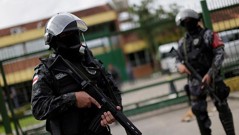 Nueve muertos y al menos 14 heridos tras un motín en una cárcel de Brasil (FOTOS, VIDEO)