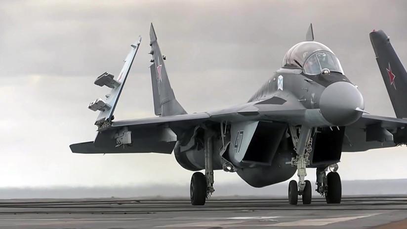 El Ministerio de Defensa de Rusia reporta más de 600.000 detecciones de objetos voladores en 2017