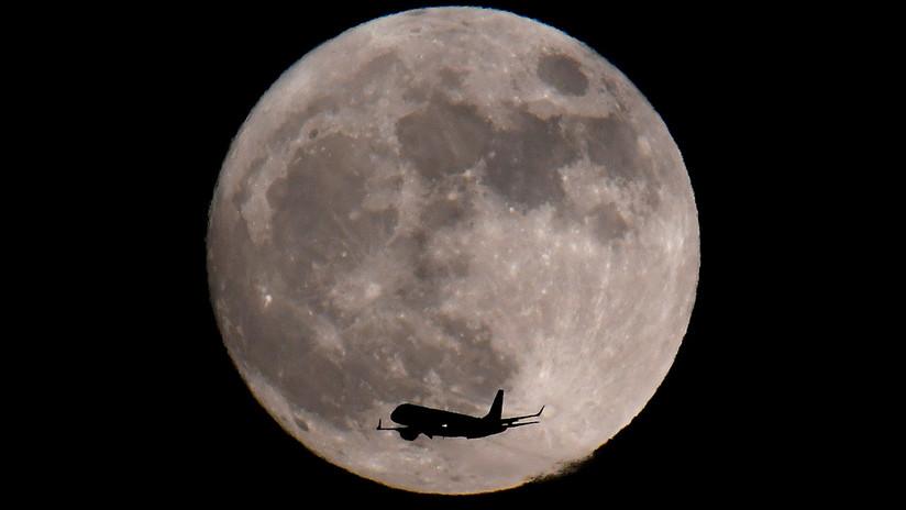 La 'Luna del Lobo': Así fue la noche en que la Luna se acercó casi 30.000 kilómetros a la Tierra