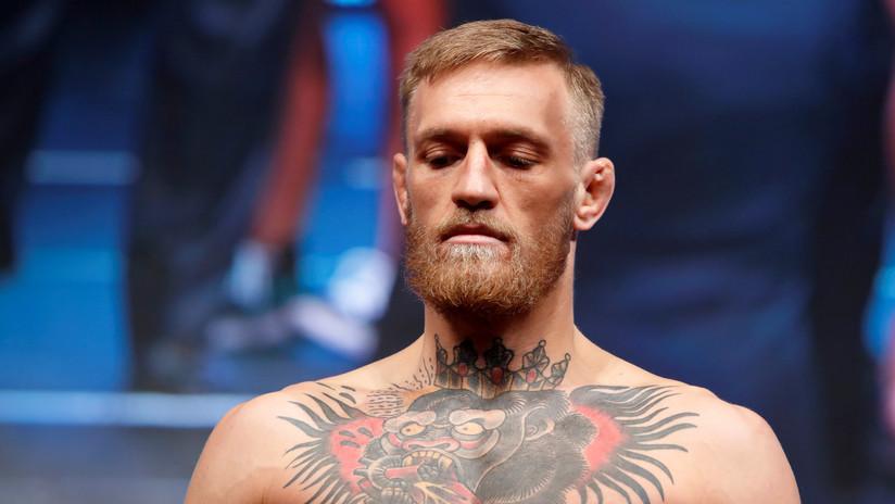 Conor McGregor se enferma de una peligrosa gripe porcina