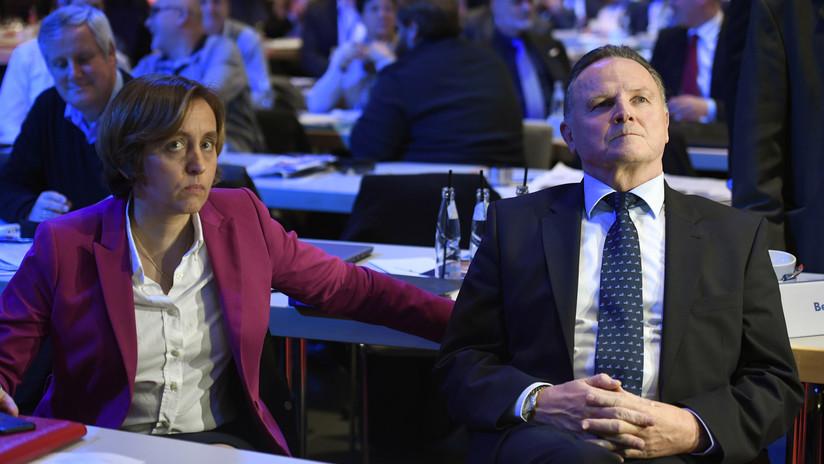 """Investigan a una diputada alemana por un comentario sobre """"hordas de musulmanes que violan en grupo"""""""