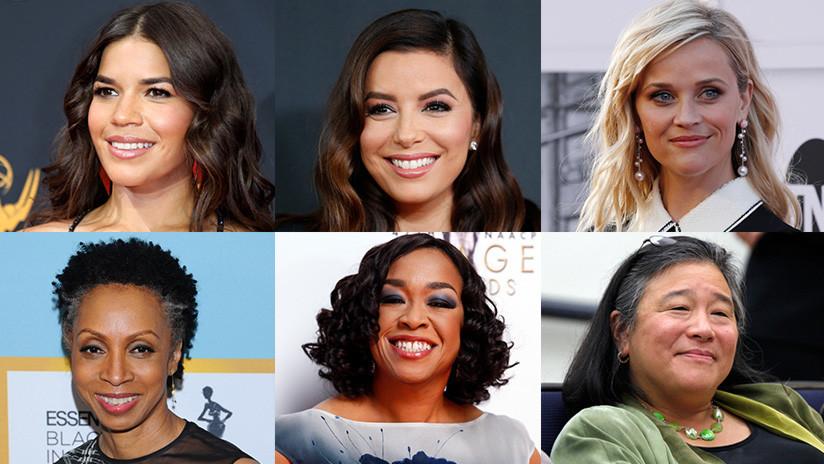 'Efecto Weinstein': 300 mujeres de Hollywood recaudan fondo millonario para víctimas de acoso sexual