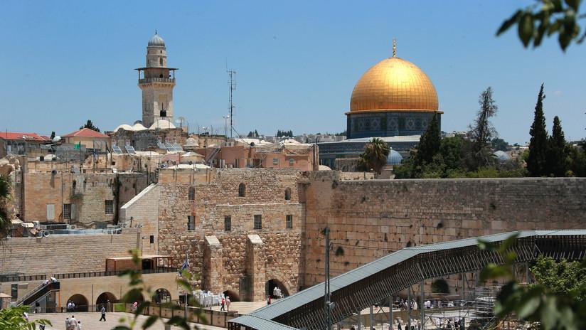"""Las decisiones de EE.UU. e Israel sobre Jerusalén son """"una declaración de guerra"""" contra Palestina"""
