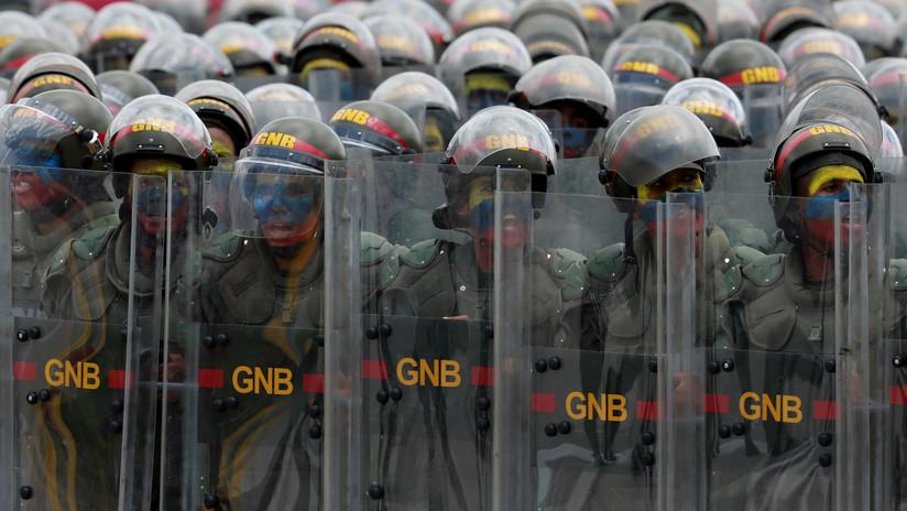 Justicia venezolana detiene a militar responsable de muerte de mujer embarazada durante protesta