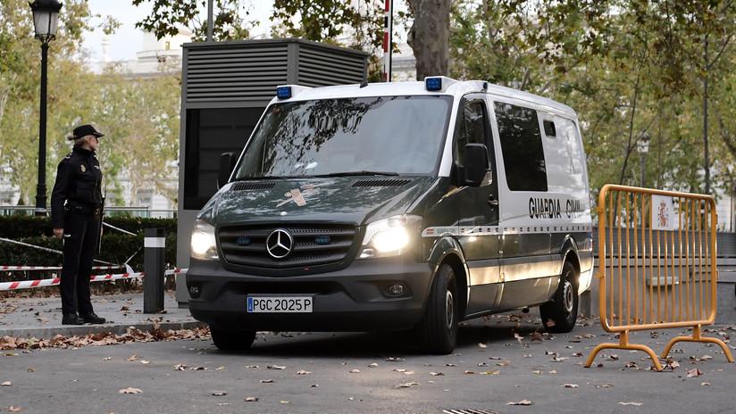 La Guardia Civil española revela detalles del asesinato de Diana Quer