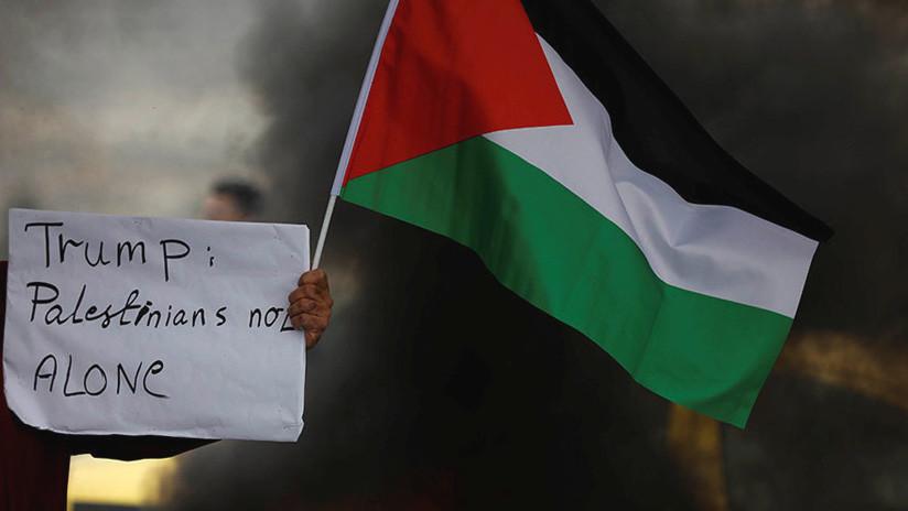 Donald Trump amenaza con retirar la ayuda de EE.UU. a Palestina