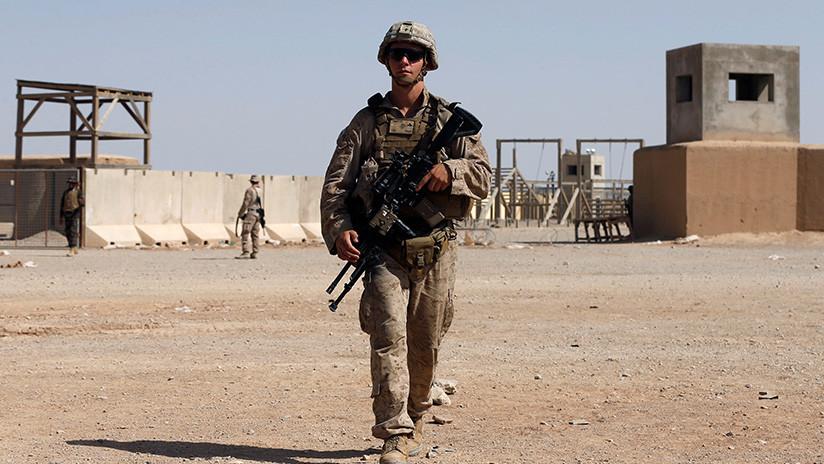 """Irán considera como """"ocupación"""" la presencia de EE.UU. en Siria y exige la retirada de sus tropas"""