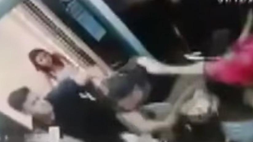 VIDEO: Cuatro hombres, dos pistolas y un aterrador tiroteo en el ascensor de un hotel en Brasil
