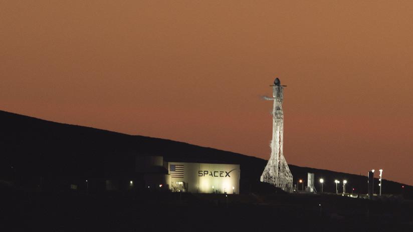 SpaceX lanzará un satélite secreto para el Gobierno de EE.UU.