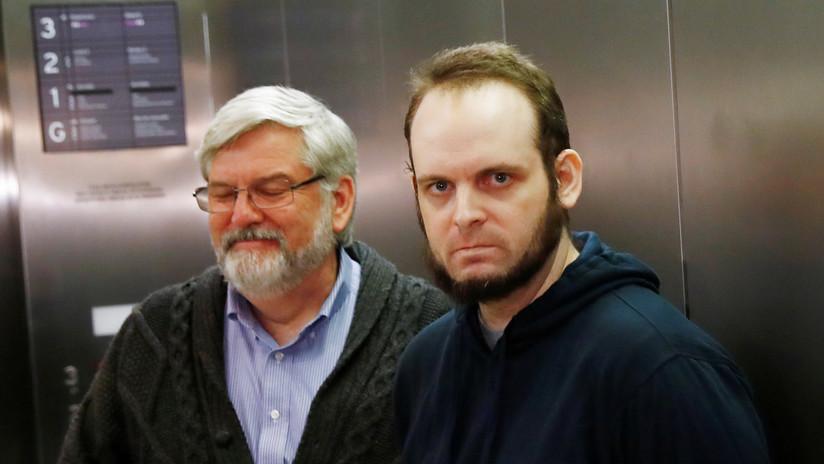 Acusan de crímenes sexuales a un canadiense recién liberado del cautiverio de los talibanes