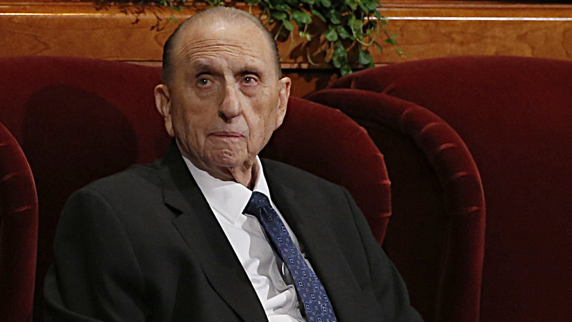 Muere en EE.UU. Thomas Spencer Monson, el líder de la iglesia mormona más importante