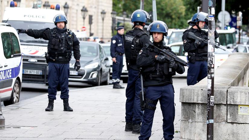 Francia empieza el año con dos suicidios de policías tras batir el récord de casos en 2017