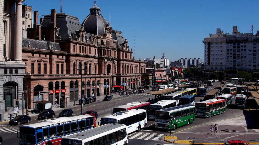 Estas son las subidas de transporte anunciadas por el Gobierno argentino