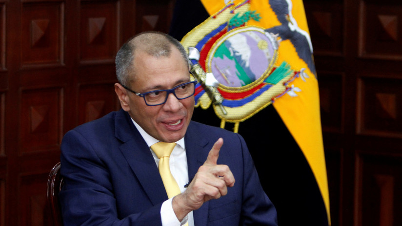Ecuador: Presidente Moreno señala que el cargo de Glas en vicepresidencia ya cesó