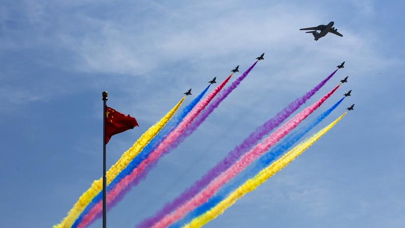 1700 aviones listos para combate: Lo que debe saber sobre la Fuerza Aérea china