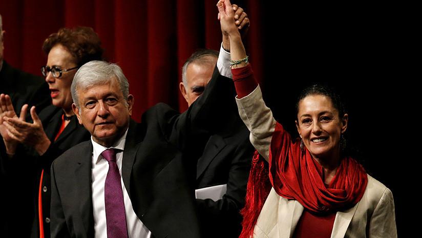 Violencia electoral: Acto de campaña en Ciudad de México termina en lluvia de sillas (VIDEO)
