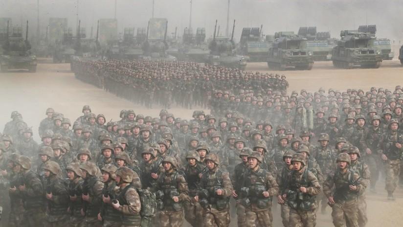 VIDEO, FOTOS: El presidente chino pide en un acto masivo a su Ejército que no tema a la muerte