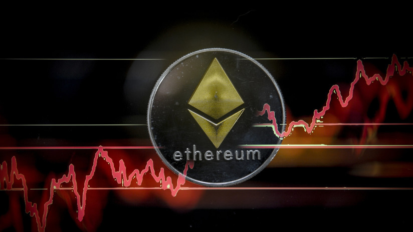 La criptomoneda ether supera la marca de los 1.000 dólares por primera vez