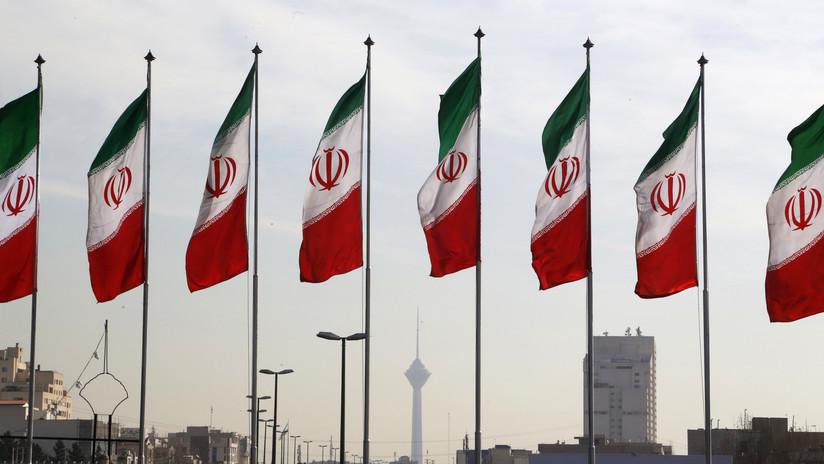 EE.UU. añade cinco entidades a la lista de sanciones contra Irán
