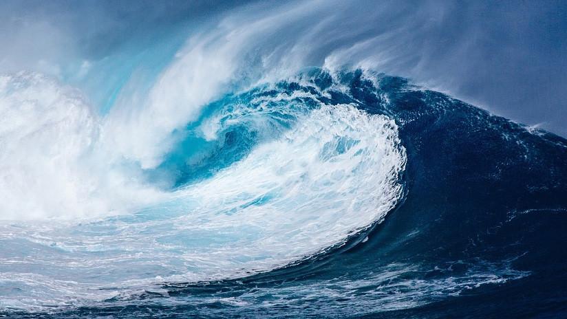 Retirada del mar en la costa ecuatoriana genera alarmas (FOTOS)