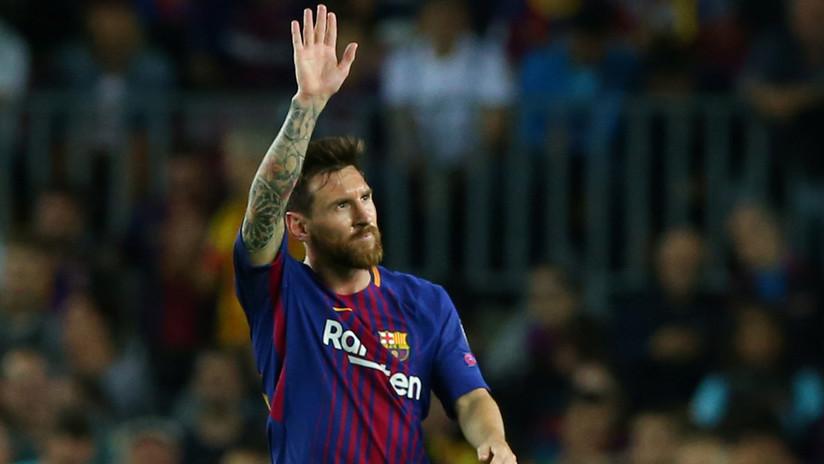Revelan cláusula secreta del contrato de Messi con el FC Barcelona en caso de secesión de Cataluña