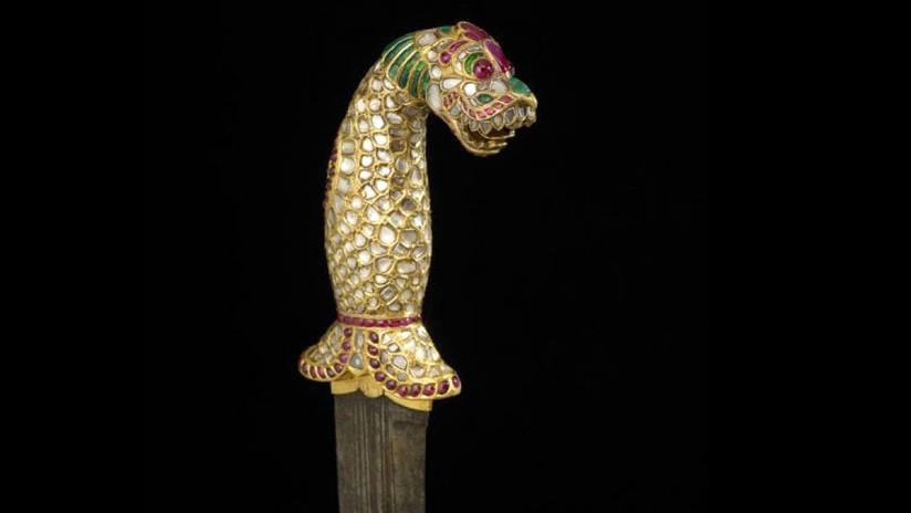 Audaz robo en Venecia: Tardan 25 segundos en llevarse joyas de la familia real de Catar (VIDEO)