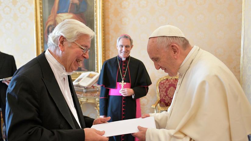 El papa Francisco desclasificará los archivos del Vaticano sobre la dictadura militar de Uruguay
