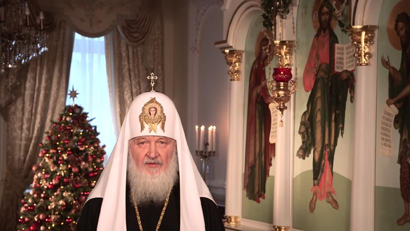 """Patriarca Kiril: """"¡Que la alegría navideña alcance a todos quienes la necesiten!"""""""